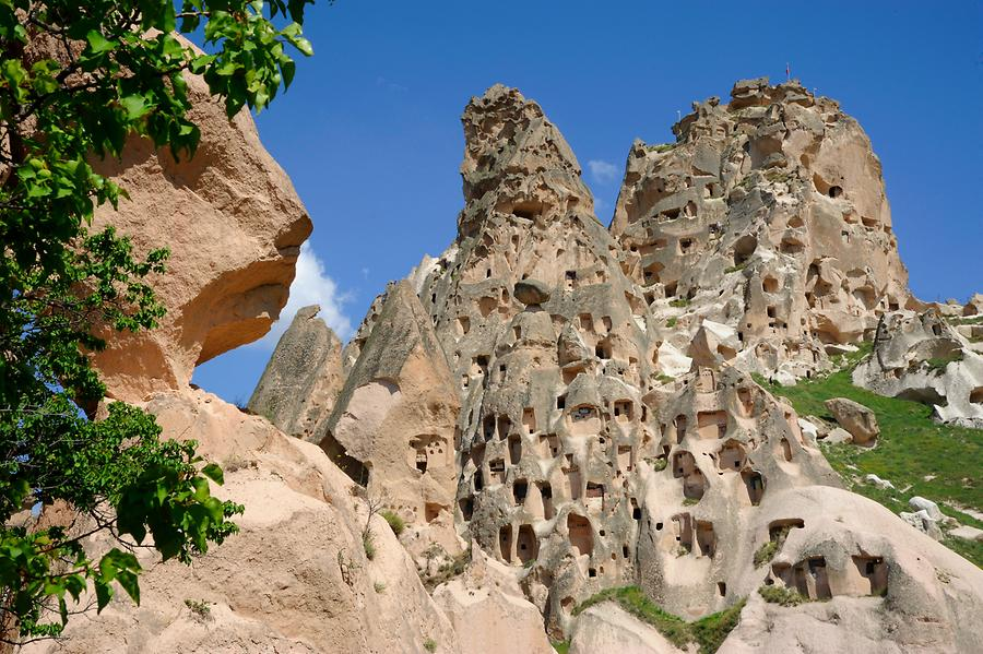 Castle Rock Uchisar