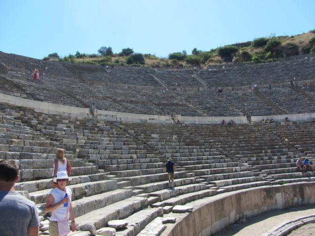 The Great Theater in Ephesus (2)