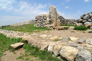 The City Walls of Hattusa (2)
