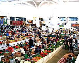 Market in Ashgabat