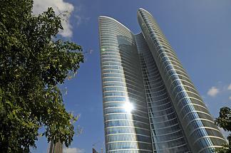 Adia Headquarter Abu Dhabi