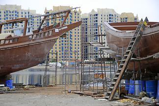 Shipyard Dhau Ajman (1)