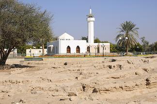 Hili Mosque Al Ain