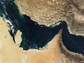 Persian Gulf and Gulf of Oman
