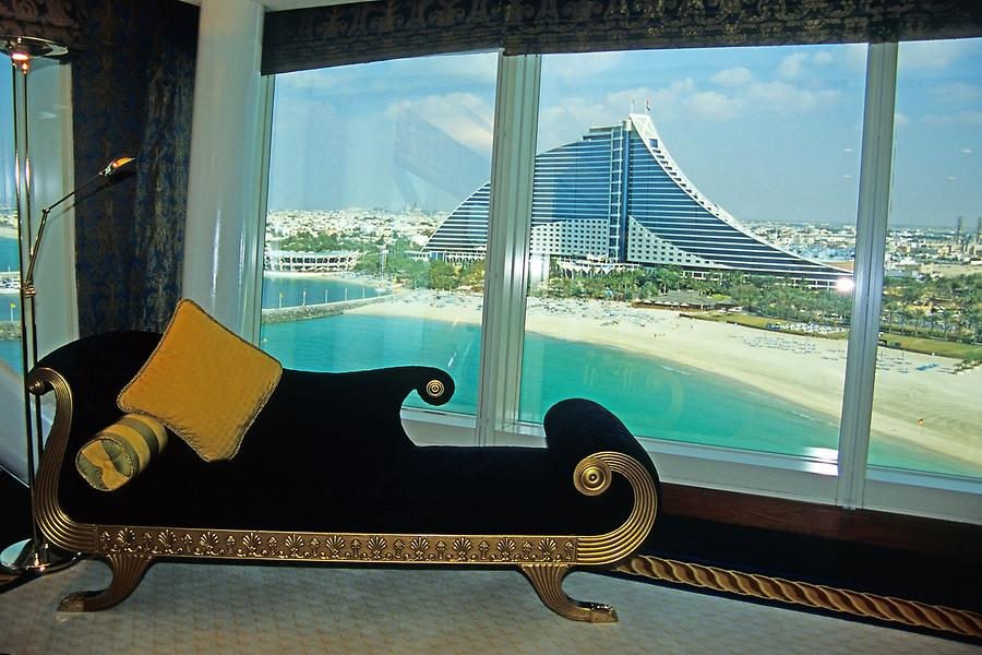 Burj al Arab, Panorama Suite