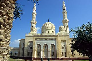 Jumeirah Mosque (2)