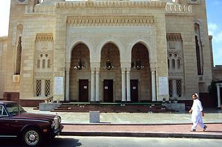 Jumeirah Mosque (4)