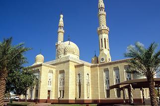 Jumeirah Mosque (5)