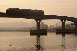 Palm Jumeirah Monorail (2)