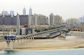 Palm Jumeirah Monorail (3)