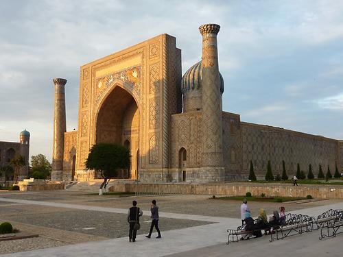 Samarkand Tourism: Best of Samarkand