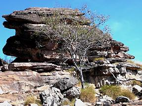 Rock formations (2)