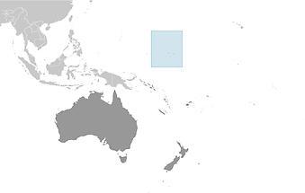 Marshall Islands in Australia