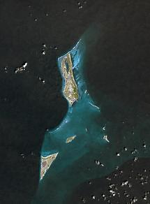 Turks and Caicos Island Chain