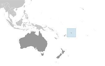 Samoa in Australia