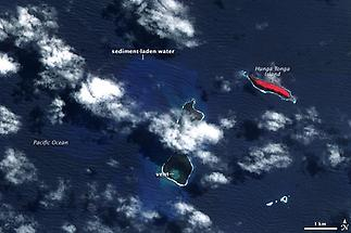 Undersea Volcano Eruption (2009)