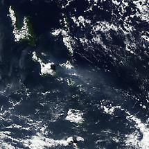Vanuatus Lopevi Volcano