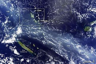 Volcanic Fog