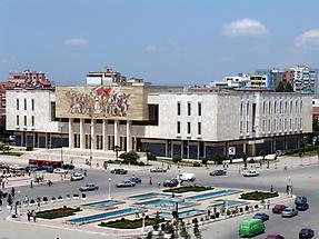 Historical Museum in Tirana