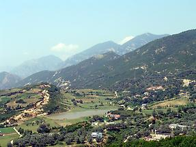 Mountains of the Dinaric and Pindus Alps