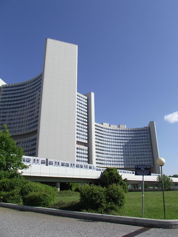 United Nations Office, Vienna (1)
