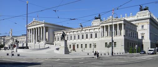 Parliamant in Vienna