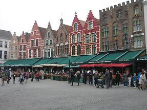 Brügge - Markt