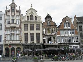 Mechelen - Grote Markt