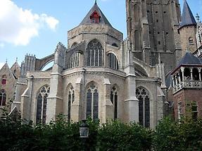Church, Brugge