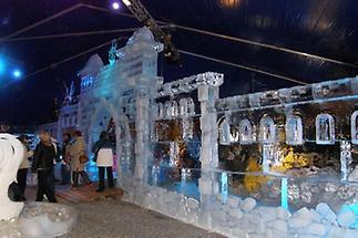 Ice Sculpture Festival, Brugge