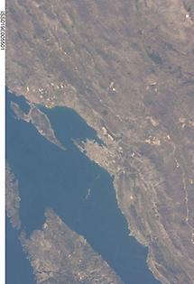 Dalmatian coastline, Croatia