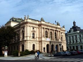 Liberec - Theatre