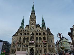 Liberec - Town Hall