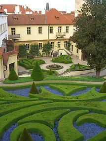 Vrtba Garden