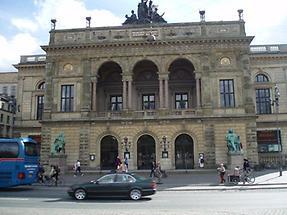 The royal Danish theater, Copenhagen