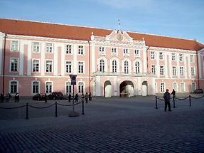 Castle in Tallinn