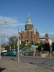 Orthodox Cathedral, Helsinki