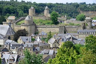 Fougères - Fortress (1)