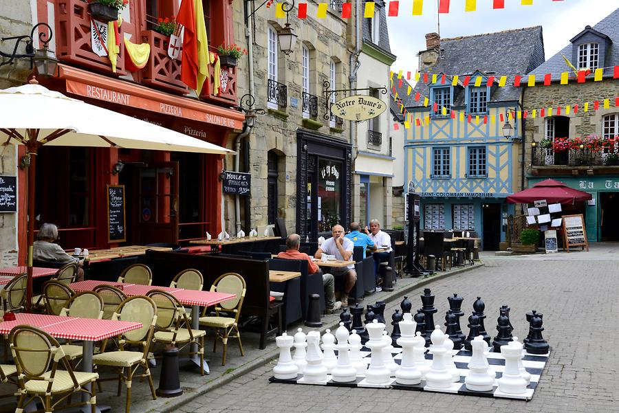 Josselin - Historic City