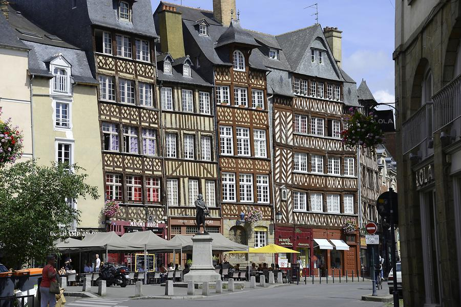 Rennes - Historic City