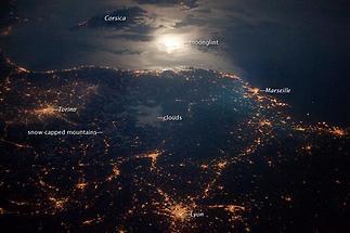 Areas of Torino