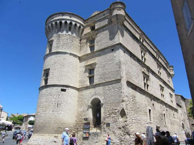 Castle in Gordes