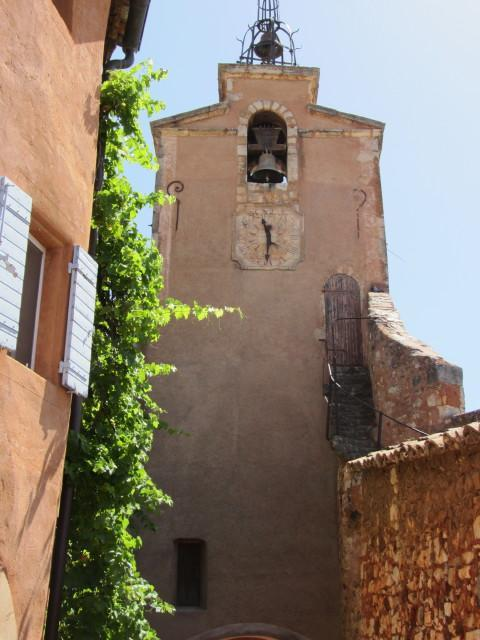 Village church, Roussillon