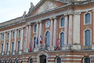 Part of Front of Capitole