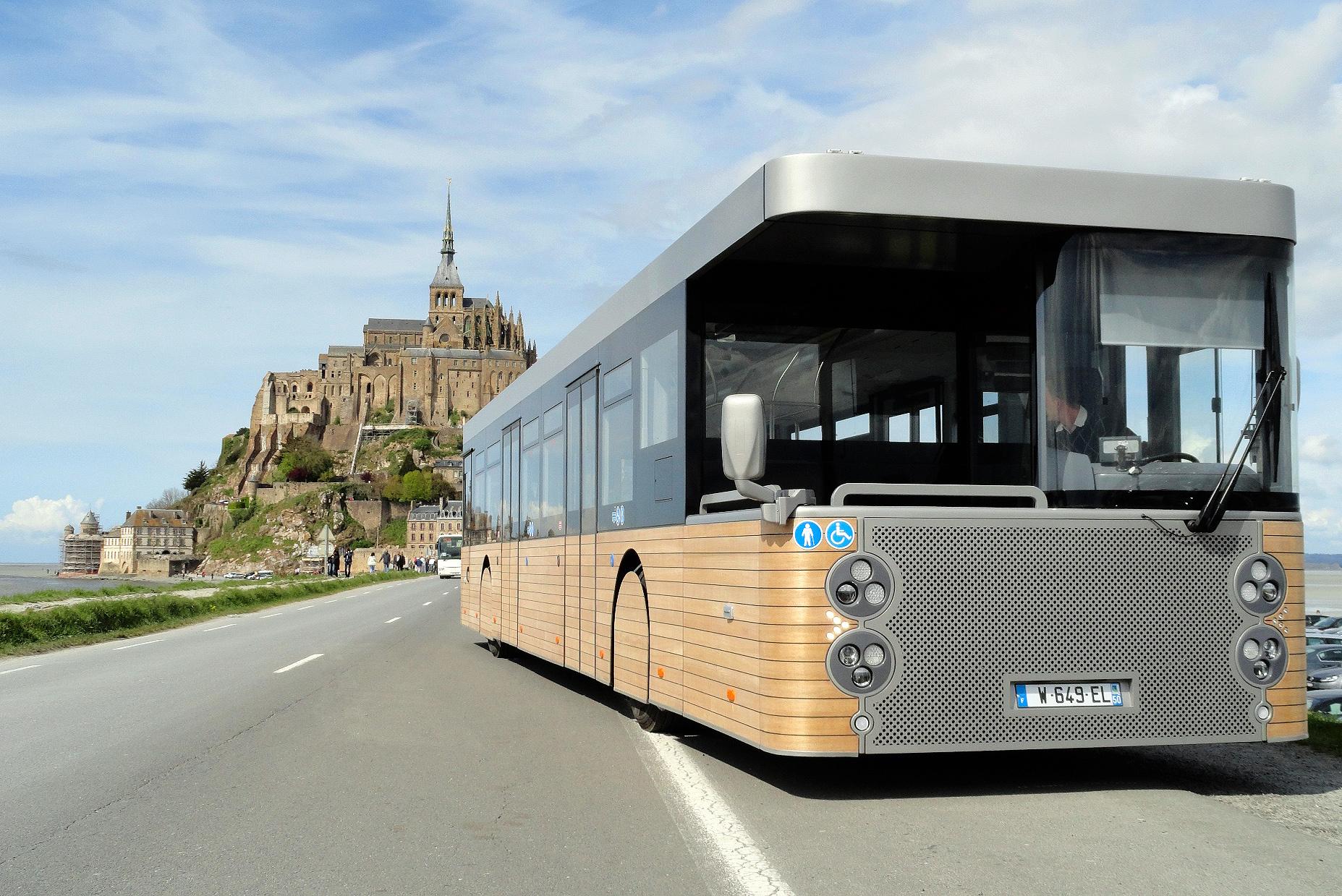 mont st michel shuttle bus mont saint michel geography im austria forum. Black Bedroom Furniture Sets. Home Design Ideas