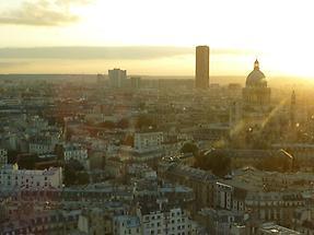 Paris with Pantheon
