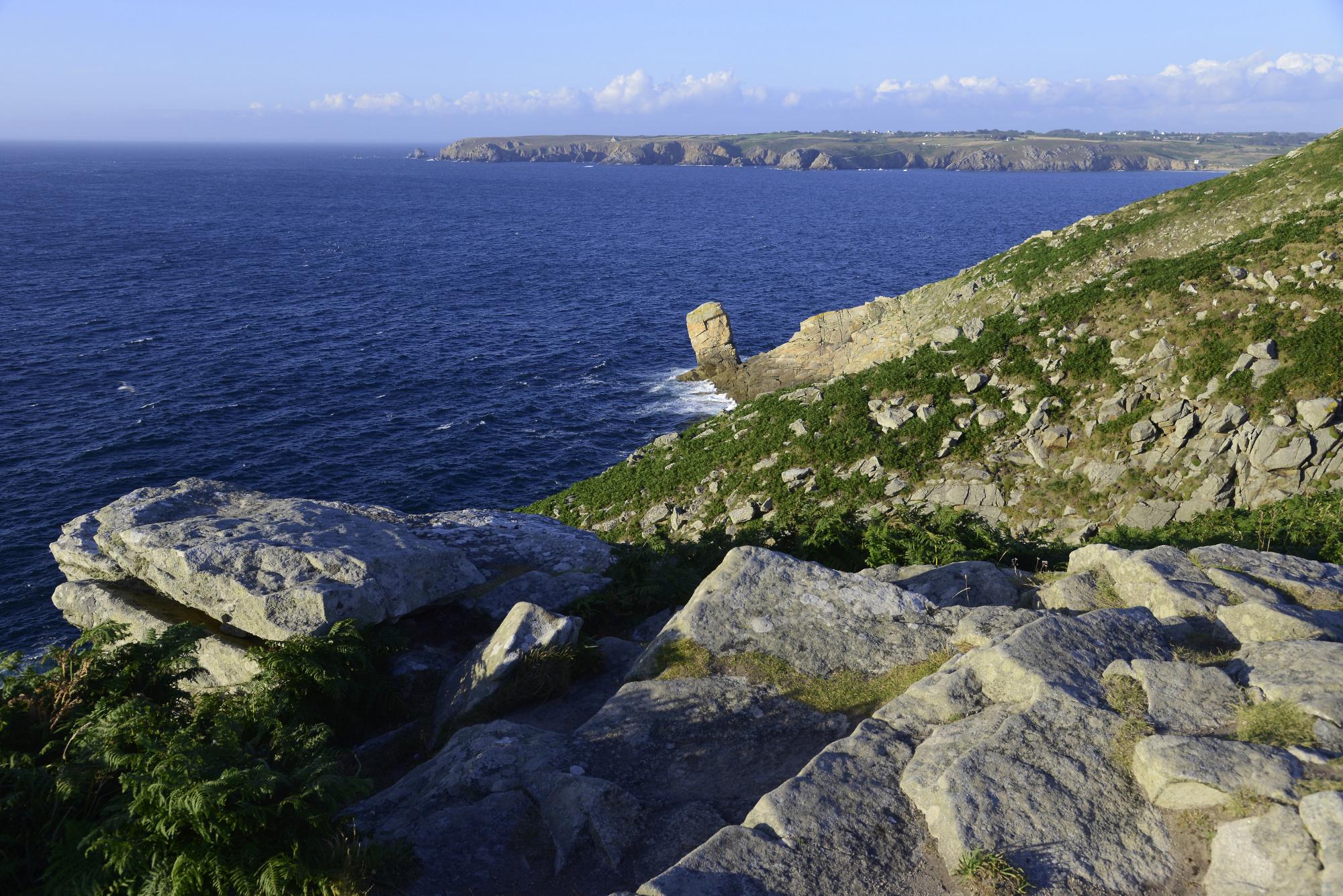 Pointe Du Raz 3 Pictures France In