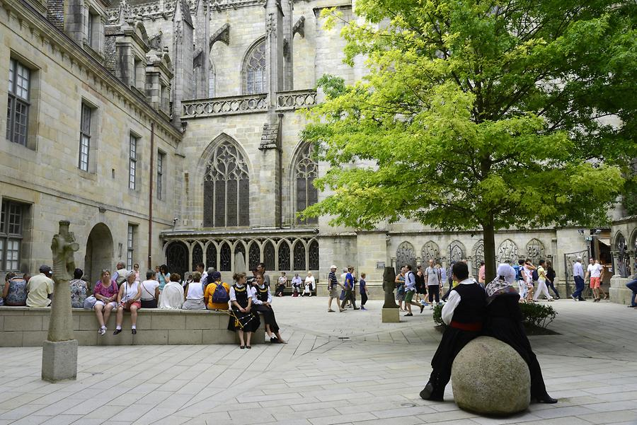 Quimper - Cathedral