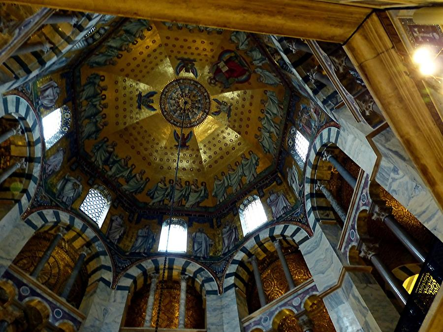 Aachen - Cathedral; Octagon