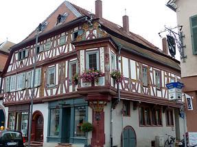 Seligenstadt - Einhardhaus